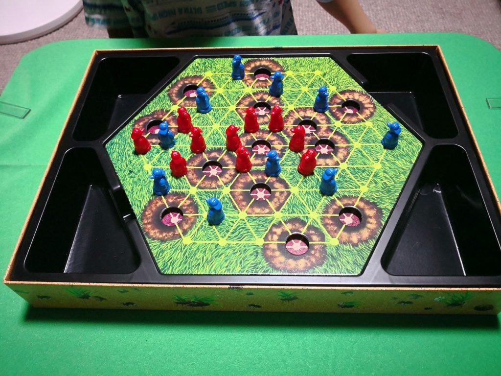 知的障害の子とボドゲを遊んでみる 88