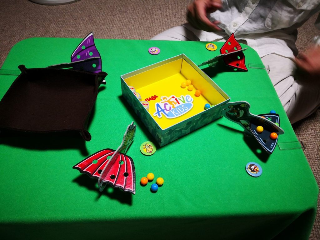 知的障害の子とボドゲを遊んでみる 116