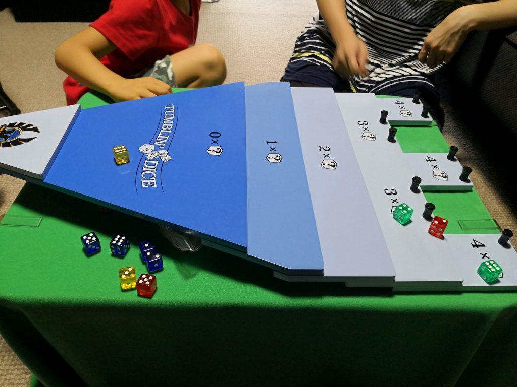 知的障害の子とボドゲを遊んでみる 119 withお子様ゲーム会