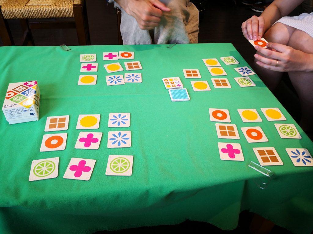 ボードゲームLAND in ごちゃまぜカフェに行ってきたヨ 第二話 with 知的障害の子とボドゲを遊んでみる 124