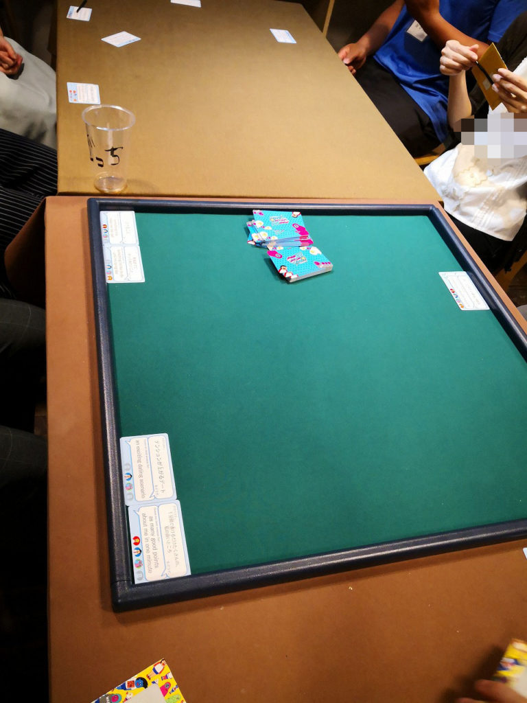 ボードゲームnight !in長野市tsunagnoに行ってきたヨ 第二話