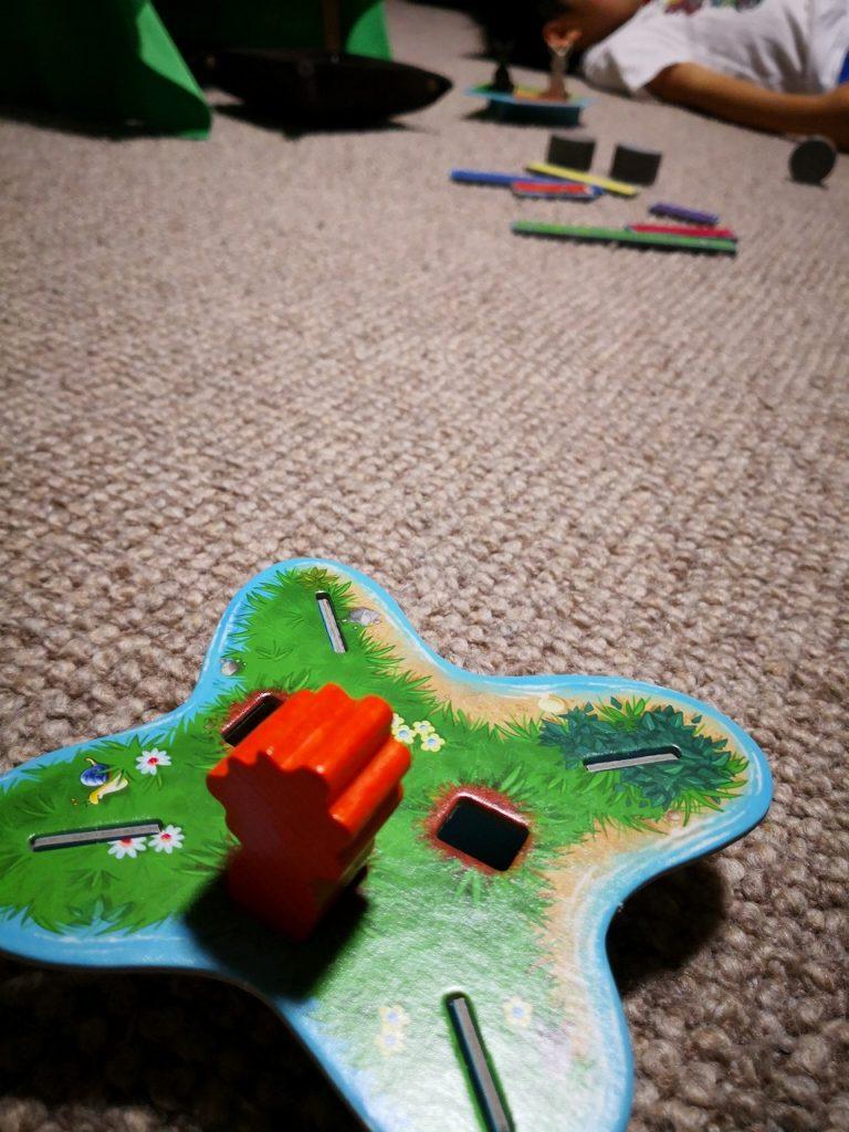 知的障害の子とボドゲを遊んでみる 127