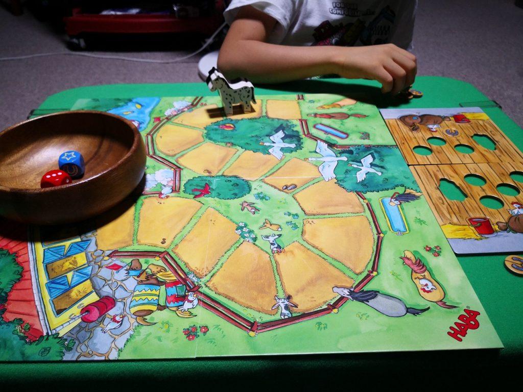 知的障害の子とボドゲを遊んでみる 137