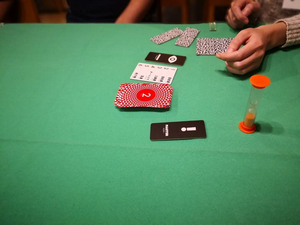 夜ノボードゲーム会in手打ちそば桜 を開催してみたヨ 第3話