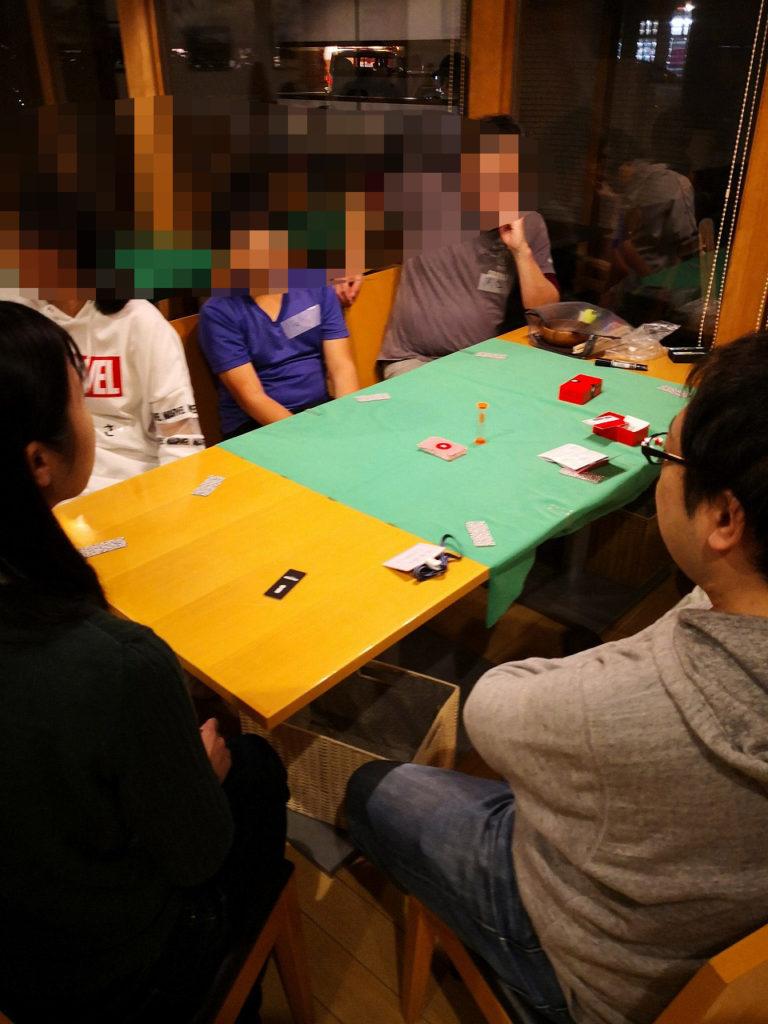 夜ノボードゲーム会in手打ちそば桜 を開催してみたヨ 第4話