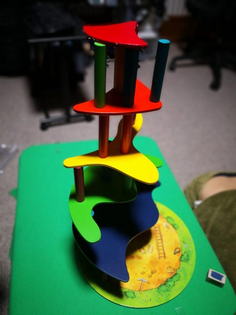 知的障害の子とボドゲを遊んでみる 150
