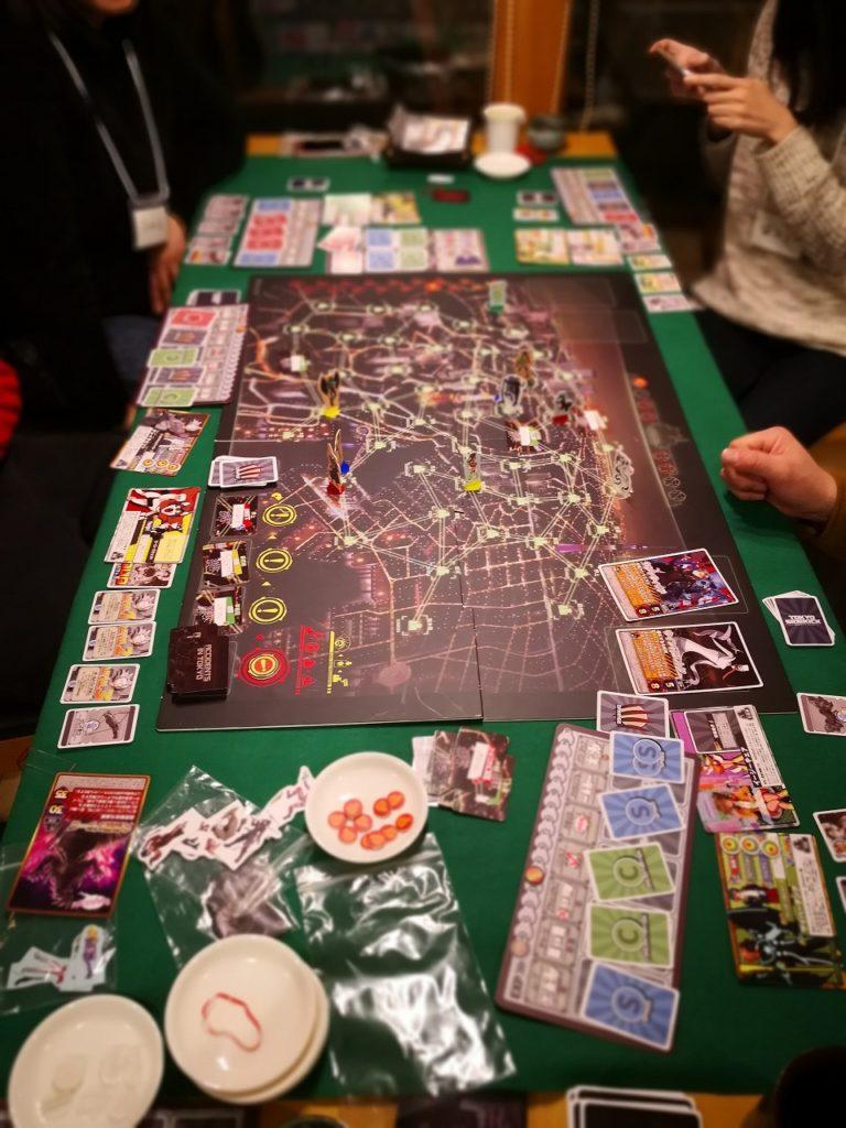 夜ノボードゲーム会in手打ちそば桜 を開催してみたヨ 第9話