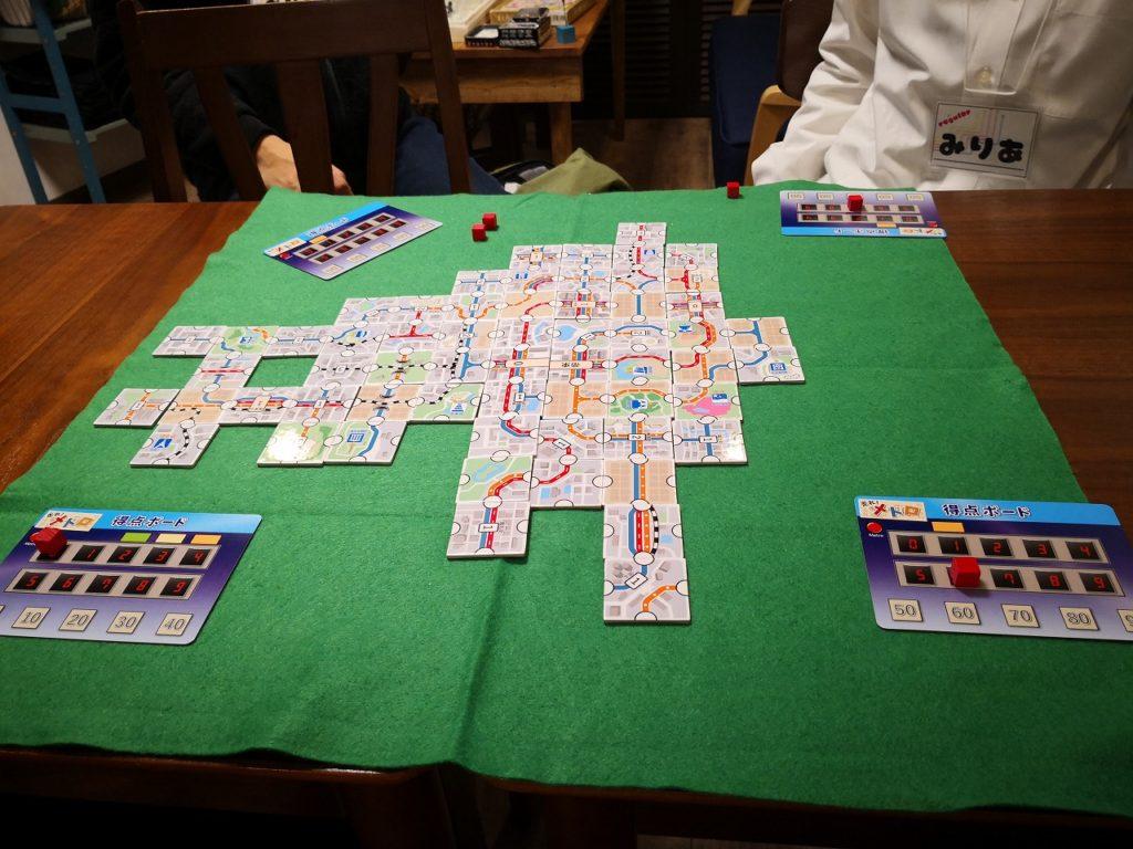 同人ボードゲームで遊ぶ会 with Red ℹ Gamesに行ってきたヨ@長野市SUBBOXに行ってきたヨ