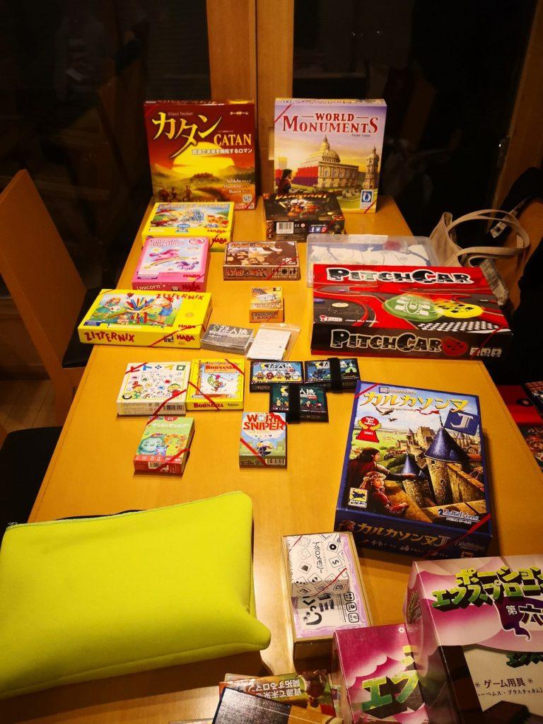 夜ノボードゲーム会in手打ちそば桜 を開催してみたヨ 第15話