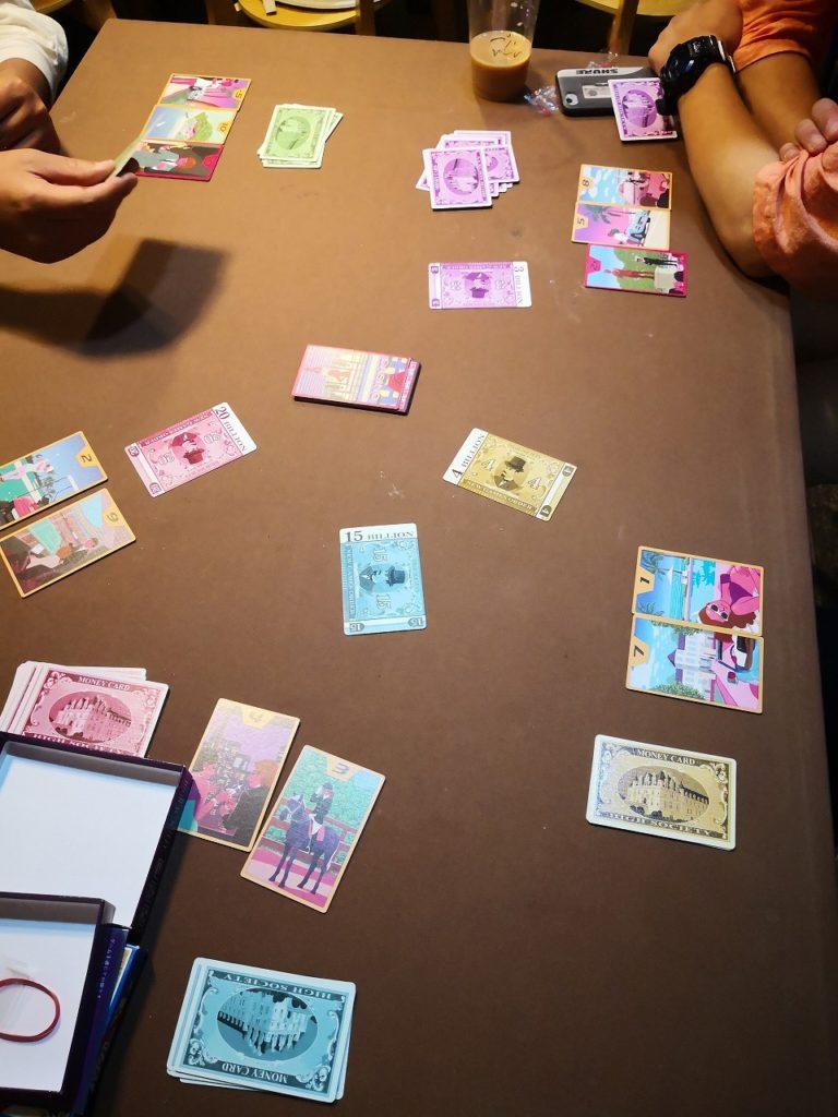 ボードゲームnight !in長野市tsunagnoに行ってきたヨ 最終話
