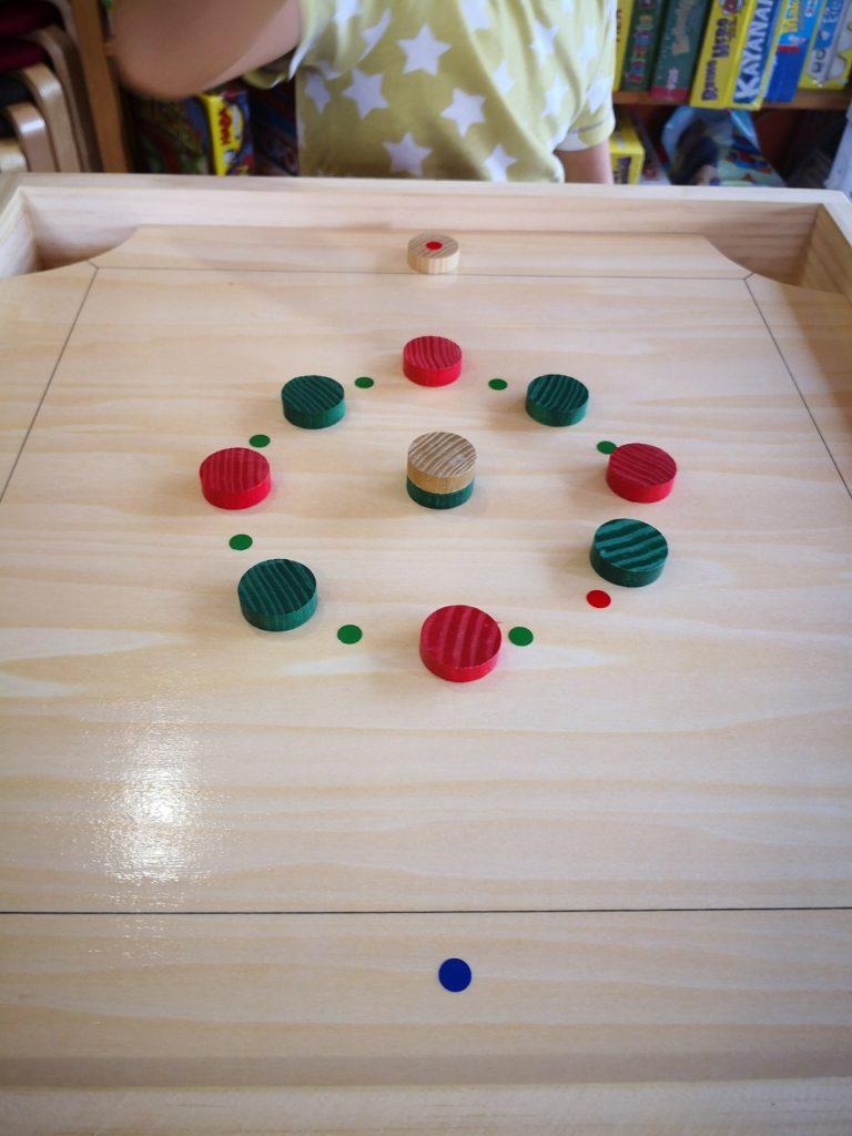 知的障害の子とボドゲを遊んでみる 177@あそび堂