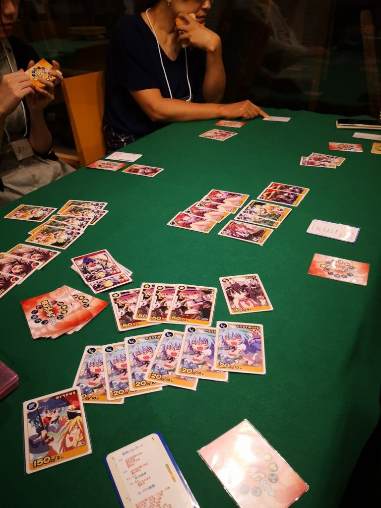 夜ノボードゲーム会in手打ちそば桜 を開催してみたヨ 第23話