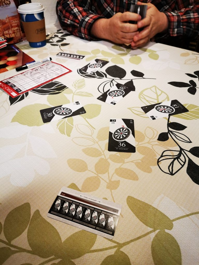 ゲームマーケット2019秋の戦利品で遊ぶ会@長野市SUBBOXに行ってきたヨ
