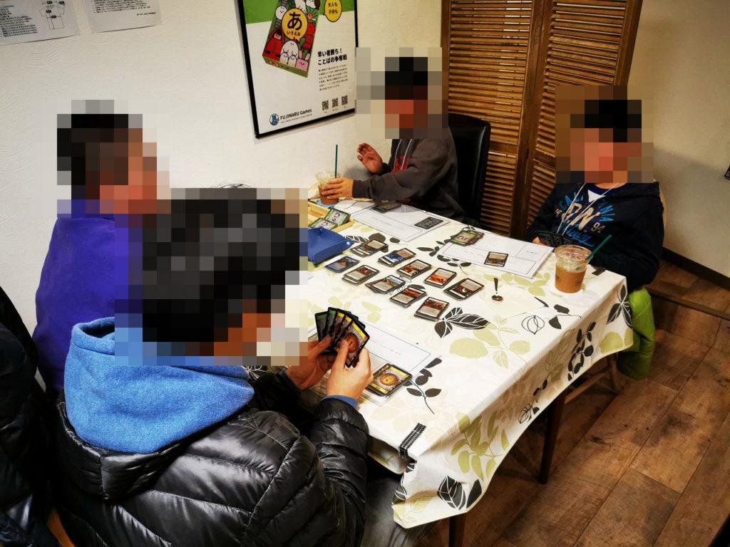 第17回ゆるドミin長野を開催しました。