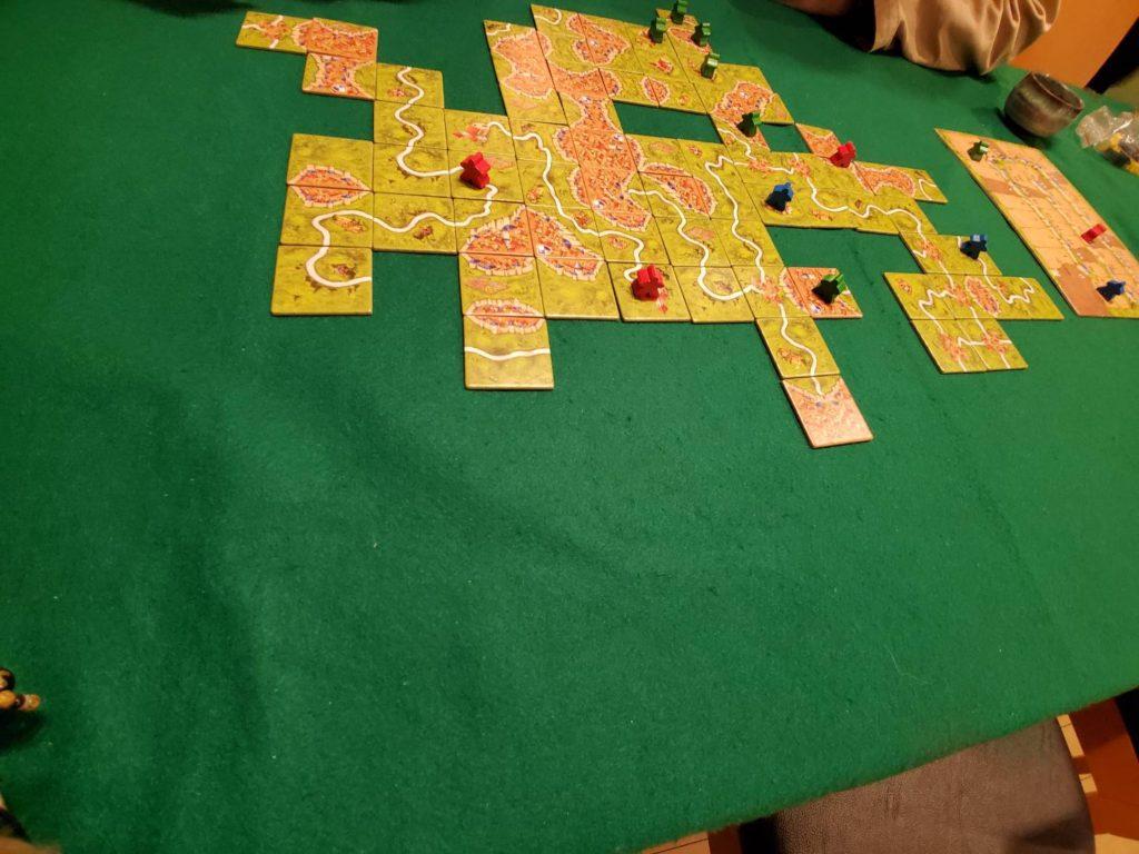 夜ノボードゲーム会in手打ちそば桜 を開催してみたヨ 第34話