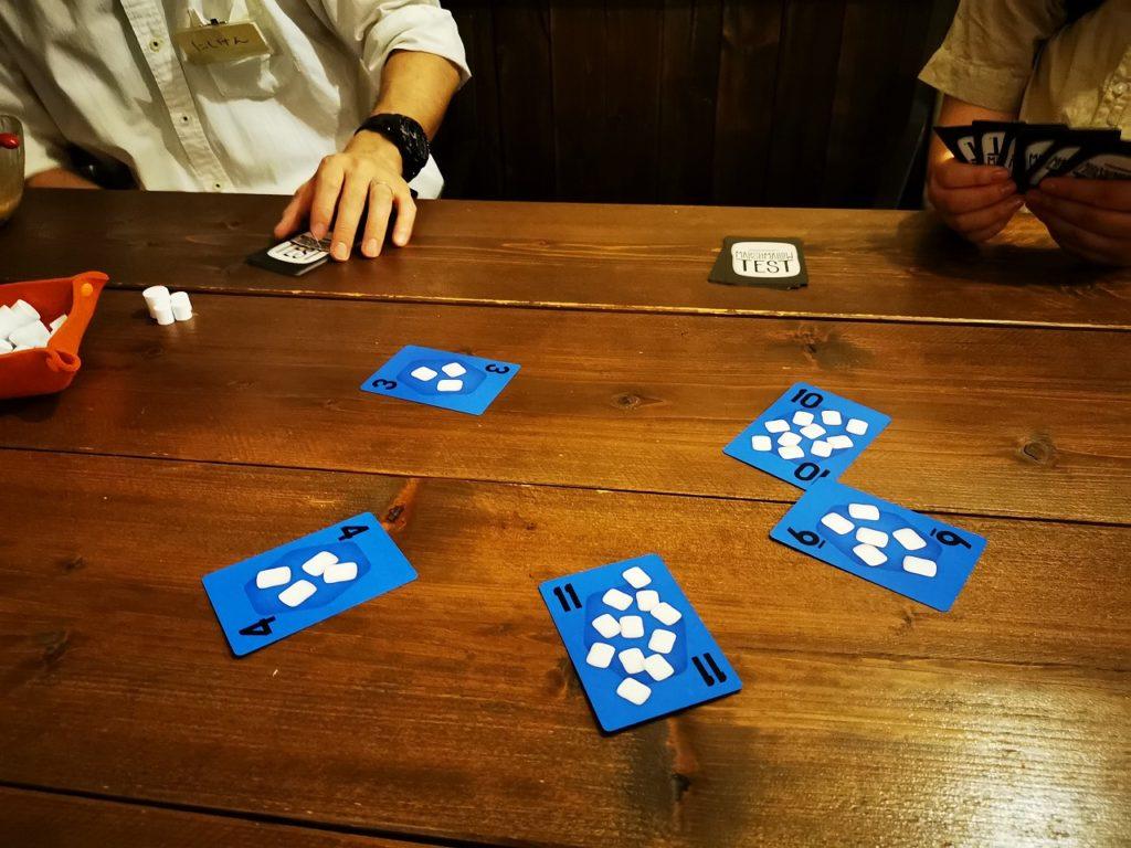 ボードゲーム会@そる亭に行ってきたヨ その25
